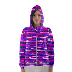 Fast Capsules 6 Hooded Wind Breaker (women) by jumpercat