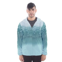 Waterworks Hooded Wind Breaker (men) by theunrulyartist