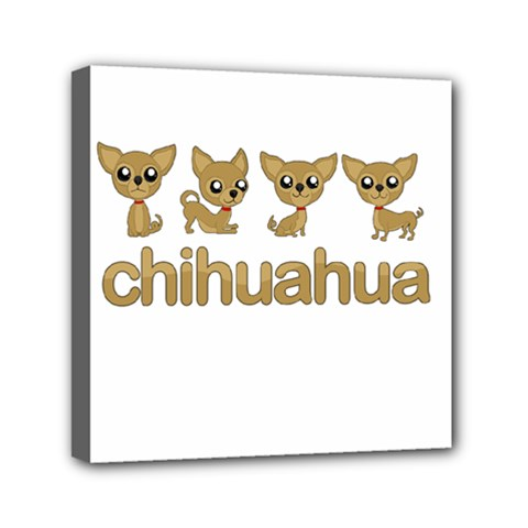 Chihuahua Canvas Travel Bag by Valentinaart