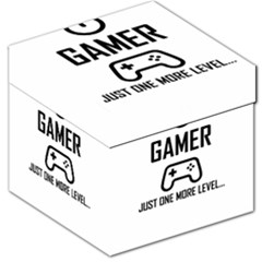 Gamer Storage Stool 12   by Valentinaart