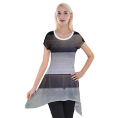 20141205 104057 20140802 110044 Short Sleeve Side Drop Tunic by Lukasfurniture2