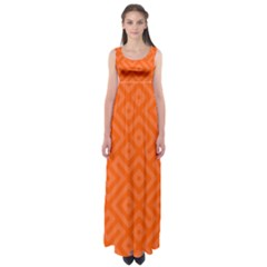 Seamless Pattern Design Tiling Empire Waist Maxi Dress