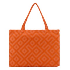 Seamless Pattern Design Tiling Medium Tote Bag