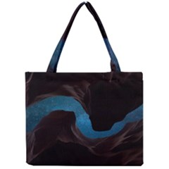 Abstract Adult Art Blur Color Mini Tote Bag