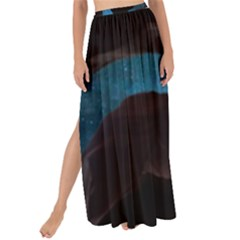 Abstract Adult Art Blur Color Maxi Chiffon Tie Up Sarong