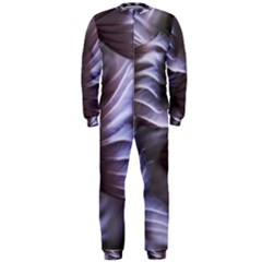 Sea Worm Under Water Abstract Onepiece Jumpsuit (men)