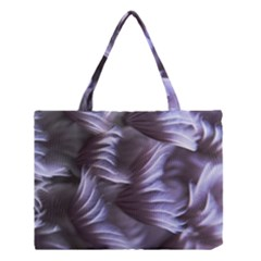 Sea Worm Under Water Abstract Medium Tote Bag