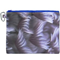 Sea Worm Under Water Abstract Canvas Cosmetic Bag (xxxl)