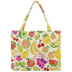 Seamless Pattern Desktop Decoration Mini Tote Bag