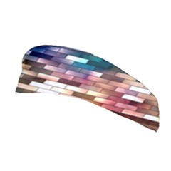 Background Wall Art Abstract Stretchable Headband
