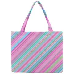 Background Texture Pattern Mini Tote Bag