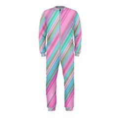 Background Texture Pattern Onepiece Jumpsuit (kids)