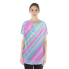 Background Texture Pattern Skirt Hem Sports Top