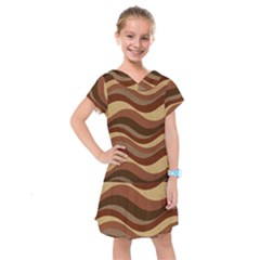 Backgrounds Background Structure Kids  Drop Waist Dress