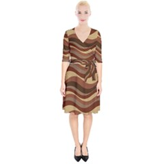Backgrounds Background Structure Wrap Up Cocktail Dress
