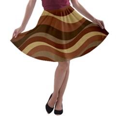Backgrounds Background Structure A Line Skater Skirt