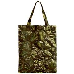 Seamless Repeat Repetitive Zipper Classic Tote Bag