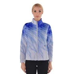 Feather Blue Colored Winterwear