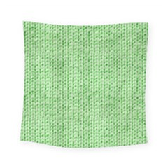 Knittedwoolcolour2 Square Tapestry (small)