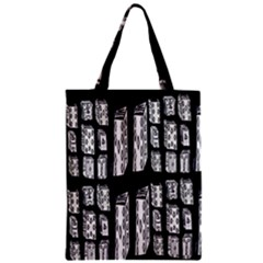 Numbers Cards 7898 Zipper Classic Tote Bag
