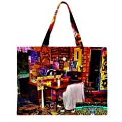 Apt Ron N Zipper Large Tote Bag