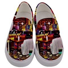 Apt Ron N Men s Canvas Slip Ons