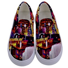 Apt Ron N Kids  Canvas Slip Ons