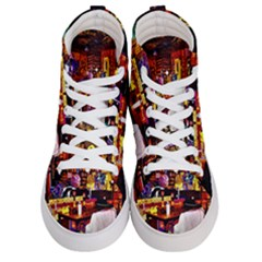 Apt Ron N Women s Hi Top Skate Sneakers
