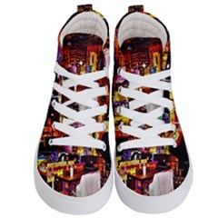 Apt Ron N Kid s Hi Top Skate Sneakers