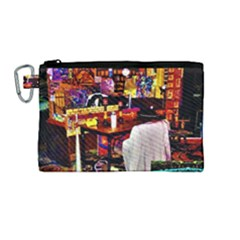 Apt Ron N Canvas Cosmetic Bag (medium)