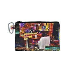 Apt Ron N Canvas Cosmetic Bag (small)