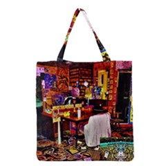 Home Sweet Home Grocery Tote Bag