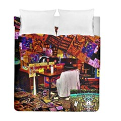 Home Sweet Home Duvet Cover Double Side (full/ Double Size)