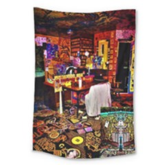 Home Sweet Home Large Tapestry