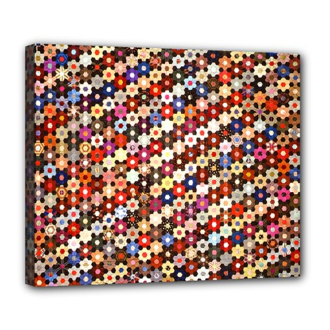 Tp588 Deluxe Canvas 24  X 20   by paulaoliveiradesign