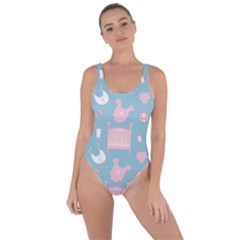 Baby Pattern Bring Sexy Back Swimsuit