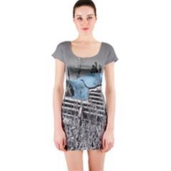 Oldtimer 166531 1920 Short Sleeve Bodycon Dress