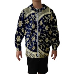 Background Vintage Japanese Hooded Wind Breaker (kids)