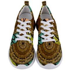 Kaleidoscope Dream Illusion Men s Lightweight Sports Shoes