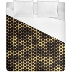 Honeycomb Beehive Nature Duvet Cover (california King Size)
