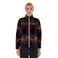 Beads Fractal Abstract Pattern Winterwear