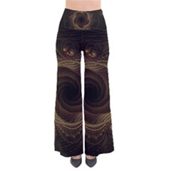 Beads Fractal Abstract Pattern Pants