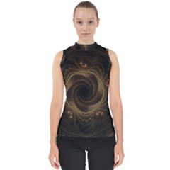 Beads Fractal Abstract Pattern Shell Top