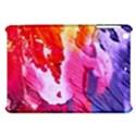 Abstract Art Background Paint Apple iPad Mini Hardshell Case View1