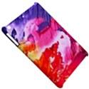 Abstract Art Background Paint Apple iPad Mini Hardshell Case View5