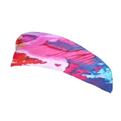 Abstract Art Background Paint Stretchable Headband