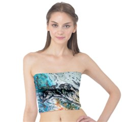 Abstract Structure Background Wax Tube Top