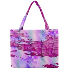 Background Crack Art Abstract Mini Tote Bag