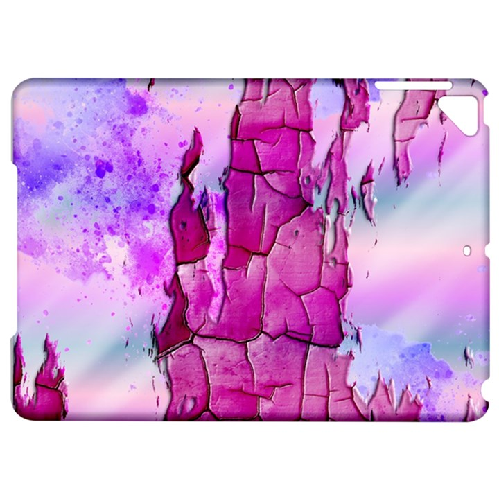 Background Crack Art Abstract Apple iPad Pro 9.7   Hardshell Case