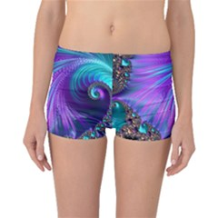 Abstract Fractal Fractal Structures Boyleg Bikini Bottoms